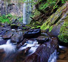 Hopetoun Falls by Jared Revell