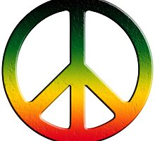 Rasta Peace by 321Outright