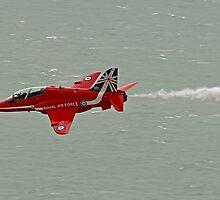 Single Arrow Fast And Low - Beachy Head - Eastbourne 2014 by Colin  Williams Photography