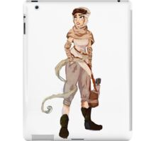 The Force Awakens- Rey iPad Case/Skin