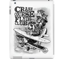CRASH COURSE - AVIATION iPad Case/Skin
