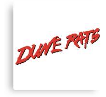 Dune Rats  Canvas Print