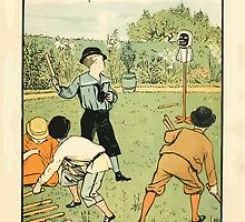The Buckle My Shoe Picture Book by Walter Crane 1910 17 - Five Six Pick up Sticks Seven Eigt Lay Them Straight by wetdryvac