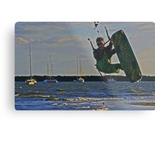 Wave chaser Metal Print