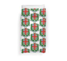 Montreal Coat of Arms  Duvet Cover