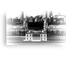 Greenwich London Canvas Print