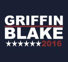 GRIFFIN BLAKE 2016 by Hunter Bustamante