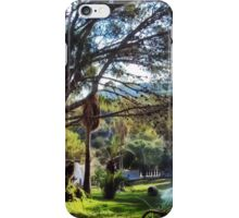 welcome to the world rich surrealism landscape iPhone Case/Skin