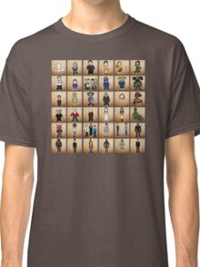 Buffy - Mini Monsters  Variant  Classic T-Shirt