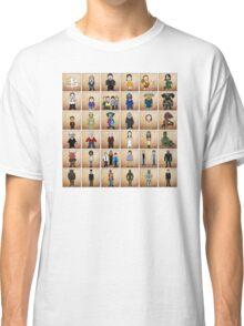 Buffy - Mini Monsters  Variant  Classic T-Shirt