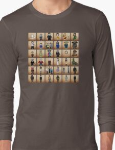 Buffy - Mini Monsters  Variant  Long Sleeve T-Shirt