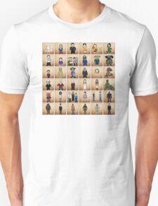 Buffy - Mini Monsters  Variant  T-Shirt
