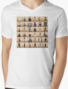 Buffy - Mini Monsters  Variant  Mens V-Neck T-Shirt