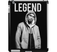 Manny Pacquiao Filipino Legend by AiReal iPad Case/Skin