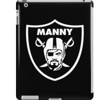 Filipino Raider Manny Pacquiao by AiReal Apparel iPad Case/Skin