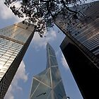 Bank of China by David Clarke