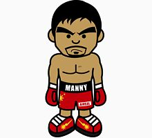 Angry Manny Pacquiao Cartoon by AiReal Apparel T-Shirt