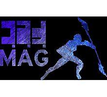 Warframe - Mag Photographic Print