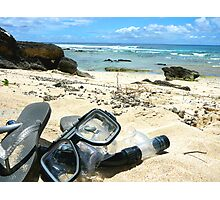 Lord Howe Island Blinky Beach Photographic Print
