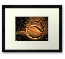 Solar energy Framed Print