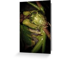 Hopper 3 Greeting Card