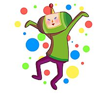 Young Prince Katamari! Photographic Print