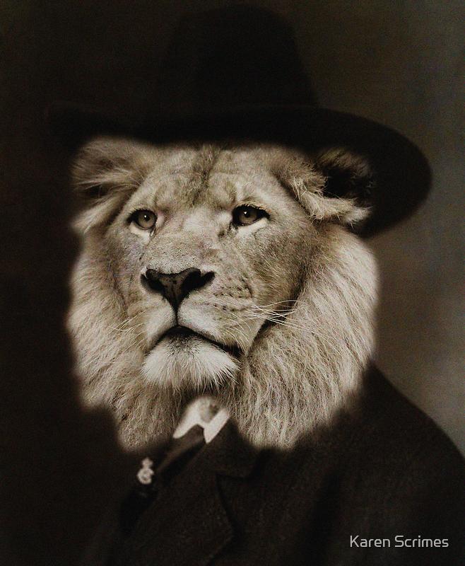 Great Uncle Leo by Karen Scrimes