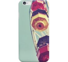 Pacific Wheel iPhone Case/Skin