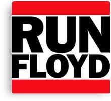 RUN FLOYD - RUN DMC Pacquiao by AiReal Apparel Canvas Print