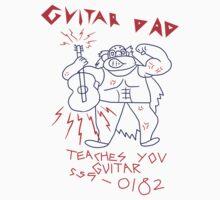 Guitar Dad by Jordan Bender