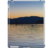 Sunrise on Lake Hume iPad Case/Skin