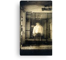 Charles Street Jail #4 Canvas Print