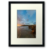 Day to night Framed Print