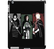 Souls Waifus iPad Case/Skin