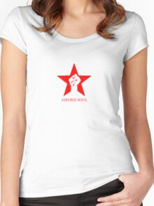 Airdrie Soul Women's Fitted Scoop T-Shirt