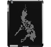 Philippines Digital Map by AiReal Apparel iPad Case/Skin