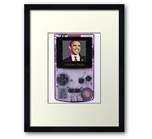 The Future of Gaming Framed Print