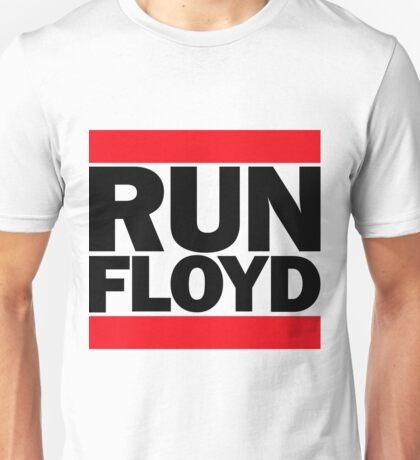 RUN FLOYD - RUN DMC Pacquiao by AiReal Apparel Unisex T-Shirt