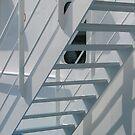 Ferry Steps by Rosalie M