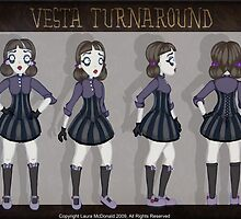 Vesta Turnaround by Laura McDonald