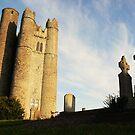 roundtower lusk no. 2 by Finbarr Reilly