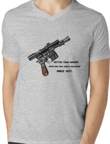 Better than ancient weapons and hokey religions since 1977 Mens V-Neck T-Shirt
