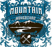 Mountain Adventure by avbtp