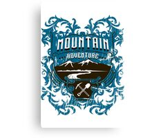 Mountain Adventure Canvas Print