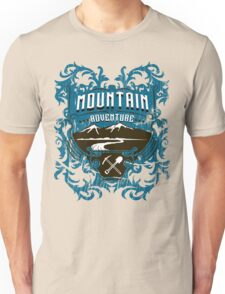 Mountain Adventure Unisex T-Shirt