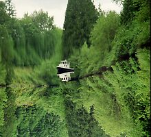 Another View of Little Tug by ubumebme