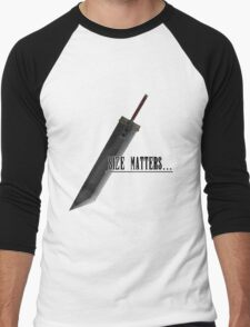 Size matters Men's Baseball ¾ T-Shirt