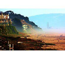 California Fog Photographic Print