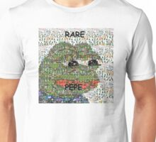 Rare Pepe - Frog Meme Compilation Unisex T-Shirt