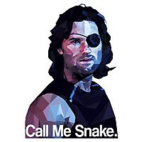 Call me snake. Photographic Print
